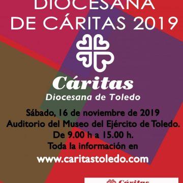 ASAMBLEA DIOCESANA DE CÁRITAS TOLEDO 2019